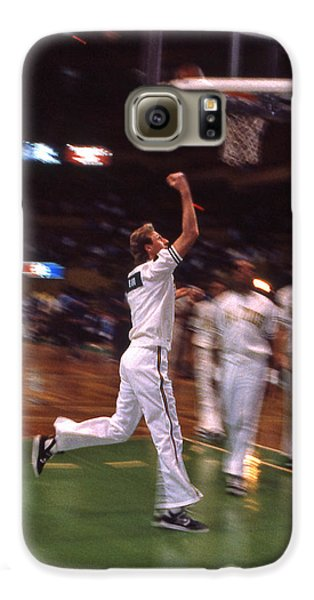 Larry Bird Galaxy S6 Case - The Hick From French Lick by Mike Martin