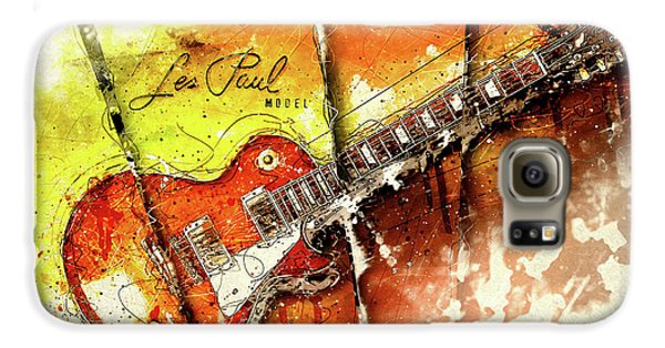Van Halen Galaxy S6 Case - The Holy Grail V2 by Gary Bodnar