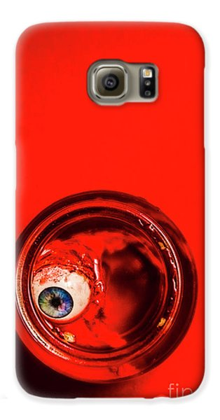 Visual Galaxy S6 Case - The Human Experiment by Jorgo Photography - Wall Art Gallery