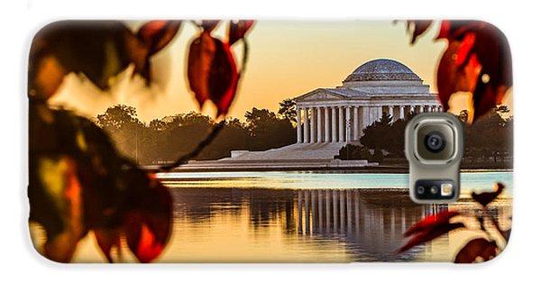 Jefferson In Autumn Galaxy S6 Case
