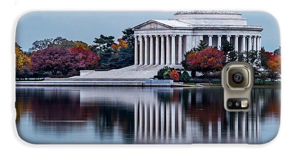 The Jefferson In Baby Blue Galaxy S6 Case