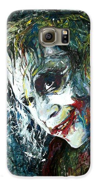 The Joker - Heath Ledger Galaxy S6 Case
