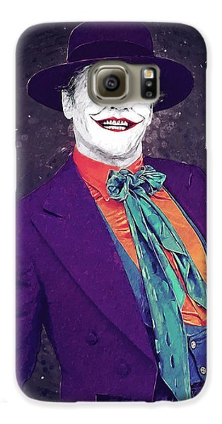 The Joker Galaxy S6 Case