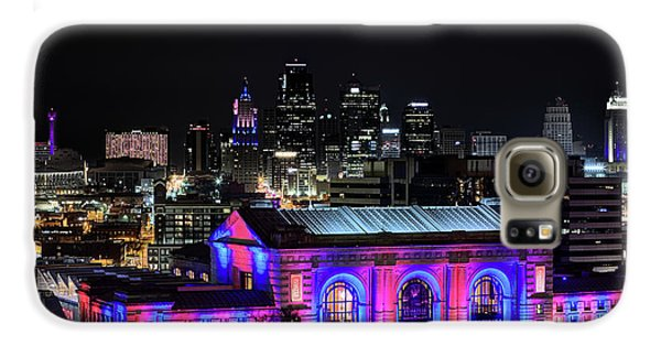 Galaxy S6 Case featuring the photograph The Kansas City Skyline by JC Findley