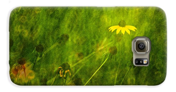 The Last Black-eyed Susan Galaxy S6 Case by  Onyonet  Photo Studios