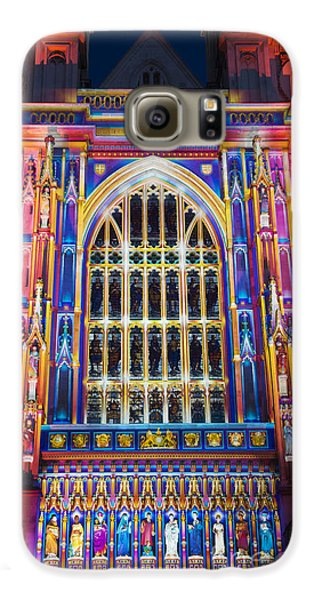 The Light Of The Spirit Westminster Abbey London Galaxy S6 Case