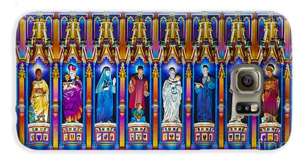 The Light Of The Spirit Westminster Abbey Galaxy S6 Case by Tim Gainey