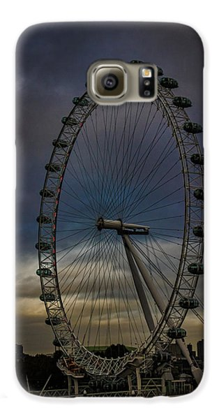The London Eye Galaxy S6 Case by Martin Newman