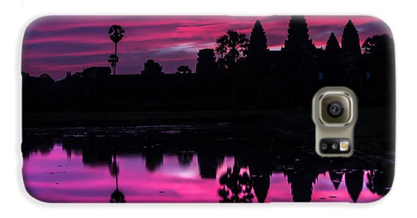 The Magic Of Angkor Wat Galaxy S6 Case