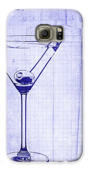 The Martini Blueprint Galaxy S6 Case