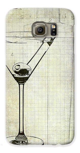 The Martini Galaxy S6 Case by Jon Neidert