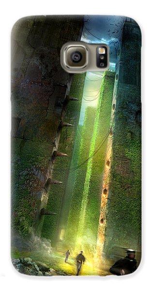 The Maze Runner Galaxy S6 Case by Philip Straub