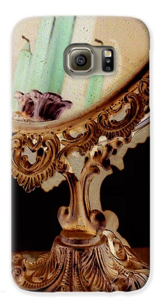 Galaxy S6 Case - The Mirror by Orphelia Aristal