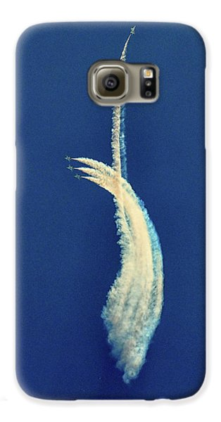 Galaxy S6 Case featuring the photograph The One That Got Away by Bill Swartwout Fine Art Photography