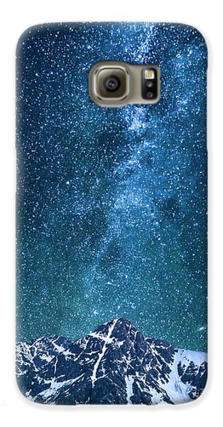 Galaxy S6 Case featuring the photograph The One Who Holds The Stars by Aaron Spong