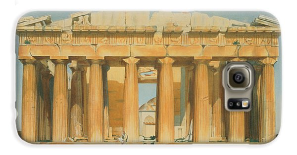 Architecture Galaxy S6 Case - The Parthenon by Louis Dupre