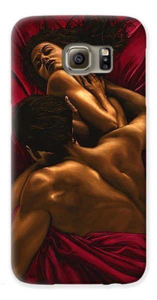 Nudes Galaxy S6 Case - The Passion by Richard Young