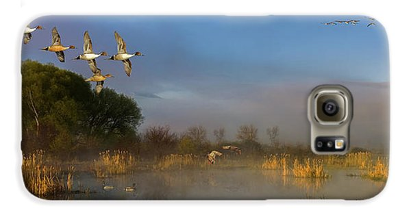 The River Bottoms Galaxy S6 Case