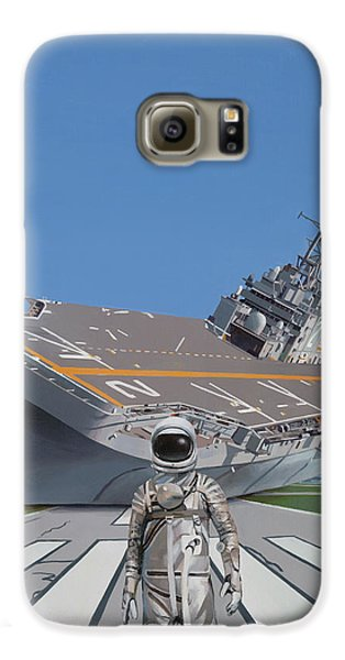 The Runway Galaxy S6 Case by Scott Listfield