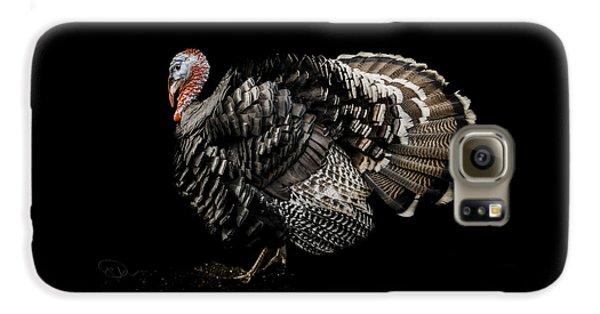 Turkey Galaxy S6 Case - The Showman by Paul Neville
