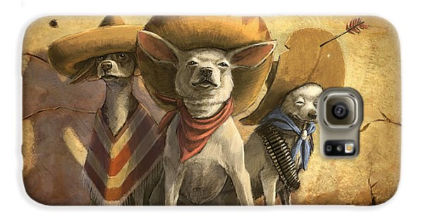 The Three Banditos Galaxy S6 Case