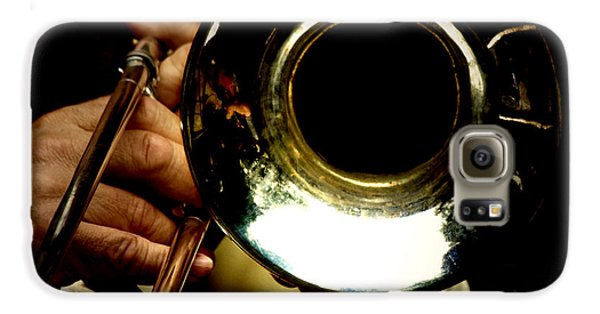 Trombone Galaxy S6 Case - The Trombone   by Steven Digman