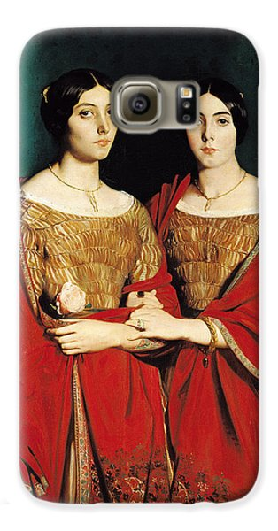 The Two Sisters Galaxy S6 Case by Theodore Chasseriau