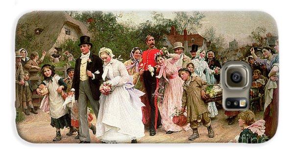 The Village Wedding Galaxy S6 Case