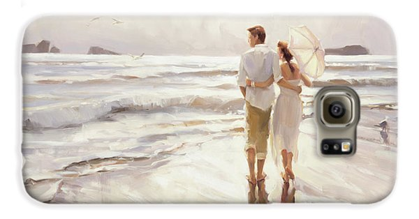 Seagull Galaxy S6 Case - The Way That It Should Be by Steve Henderson
