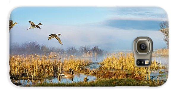 The Wetlands Galaxy S6 Case