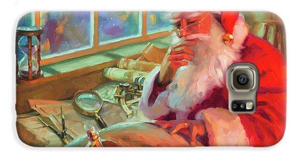 Elf Galaxy S6 Case - The World Traveler by Steve Henderson