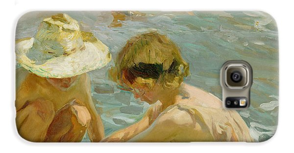 The Wounded Foot Galaxy S6 Case by Joaquin Sorolla y Bastida