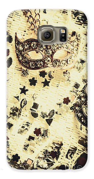 Theater Fun Art Galaxy S6 Case