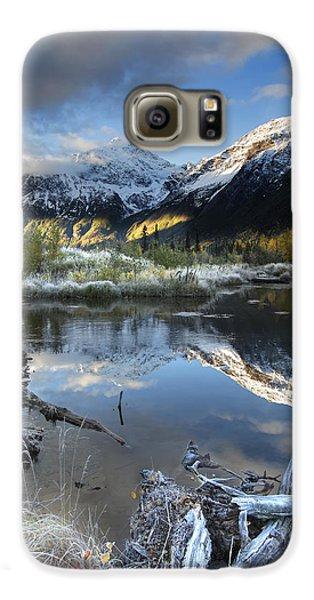 Thoreau Galaxy S6 Case by Ed Boudreau