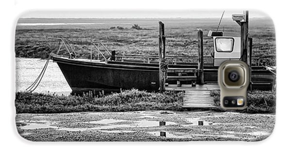 Beautiful Galaxy S6 Case - Thornham Harbour, North Norfolk by John Edwards