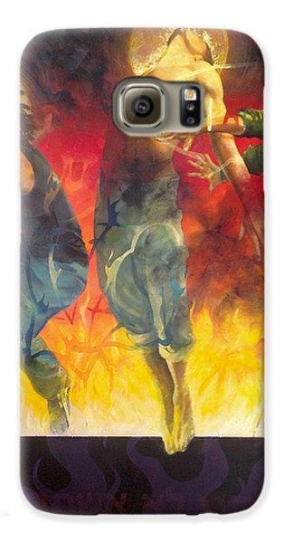 Through The Fire Galaxy S6 Case
