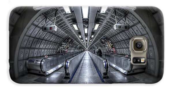 Through The Tunnel Galaxy S6 Case by Evelina Kremsdorf