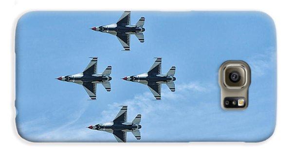 Thunderbirds Galaxy S6 Case