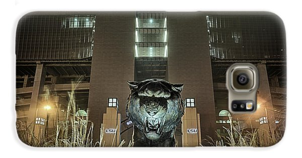 Galaxy S6 Case featuring the photograph Tiger Stadium On Saturday Night by JC Findley