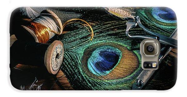 Tinsel Rust Nymph Galaxy S6 Case