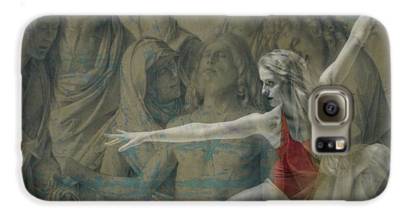 Tiny Dancer  Galaxy S6 Case by Paul Lovering