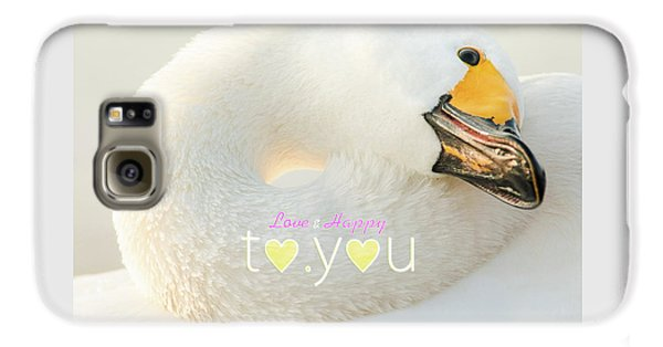 To You #001 Galaxy S6 Case
