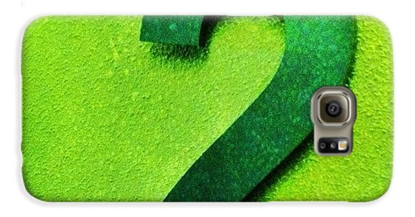 Today It Is #emerald For #altexpo. So Galaxy S6 Case by Merel Kaagman