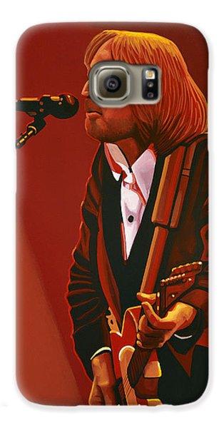 Elvis Presley Galaxy S6 Case - Tom Petty by Paul Meijering