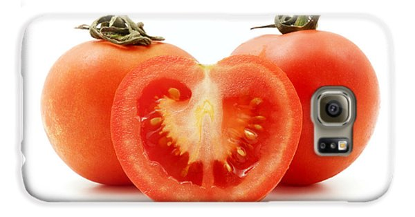 Tomatoes Galaxy S6 Case by Fabrizio Troiani