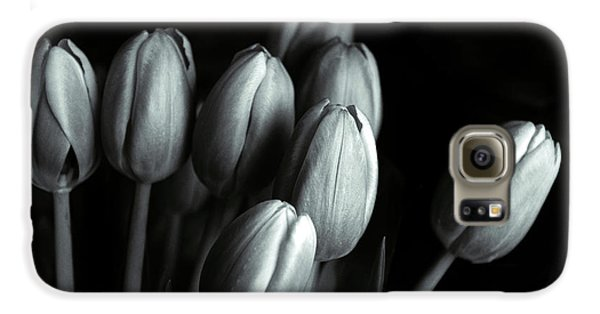 Galaxy S6 Case featuring the photograph Tonal Tulips by Jessica Jenney