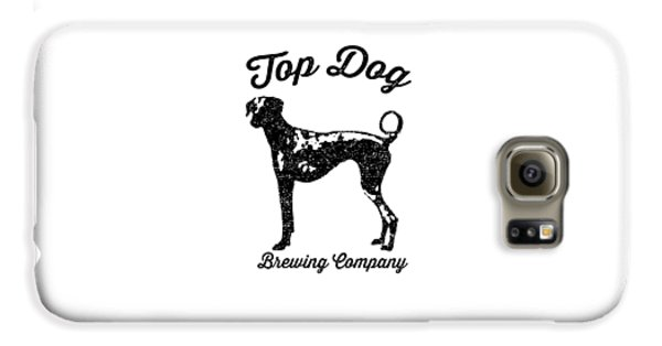 Top Dog Brewing Company Tee Galaxy S6 Case