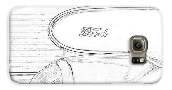Torpedo Ford Galaxy S6 Case