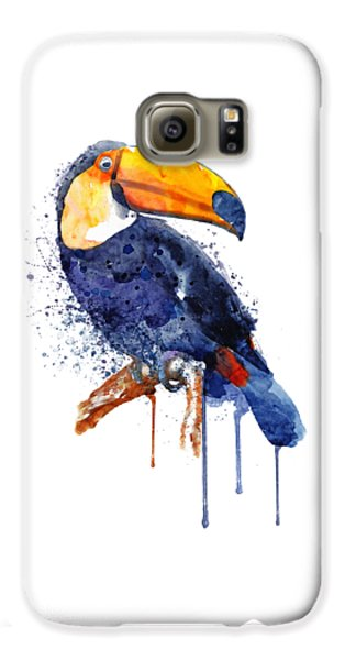 Toucan Galaxy S6 Case - Toucan by Marian Voicu