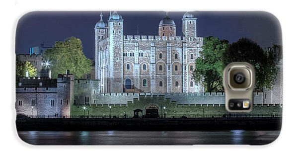 Tower Of London Galaxy S6 Case by Joana Kruse